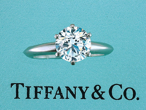 Tiffany & Co Engagement Ring Diamond Solitaire Certified 1.53ct I-VS1 XXX Plat $14,700