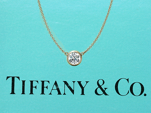 Tiffany & Co. Diamond Pendant Elsa Peretti Diamonds By the Yard 1.04 F/VS2 $9,965